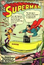 Superman meets Lorem Ipsum!
